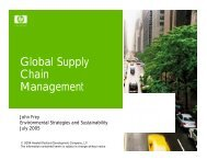 Global Supply Chain Management - NAEM