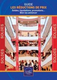 GUIDE LES RÉDUCTIONS DE PRIX - Syndicat Saint Eloi