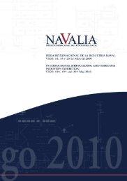 FERIA INTERNACIONAL DE LA INDUSTRIA NAVAL VIGO, 18, 19 y ...