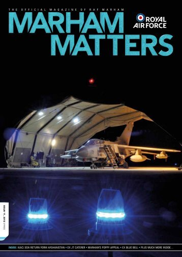issuE 11 - Marham Matters Online