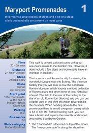 Maryport Promenade in PDF format - Allerdale Borough Council