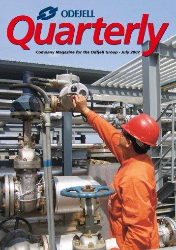 Quarterly July 2007 - Odfjell