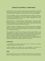 ELÍXIRES DE LUZ DE ESTRELLAS – FABRAM MEDICS