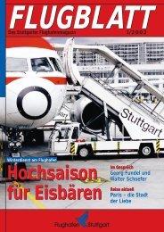 Georg Fundel und Walter Schoefer Paris – die ... - Flughafen  Stuttgart