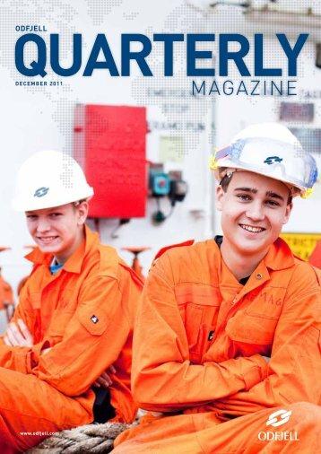 Quarterly December 2011 - Odfjell