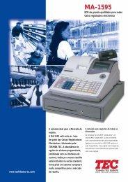 Descarregue a brochura - Toshiba Tec