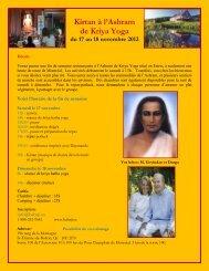 Yoga & meditation - Babaji's Kriya Yoga