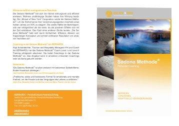 Sedona Methode - bernardi