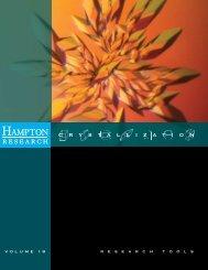 Download - Hampton Research