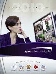 Speco Catalog 2010.pdf - PAM Distributing