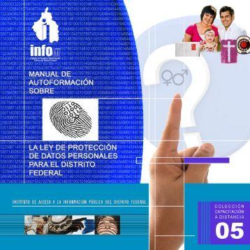Manual de autoformación sobre Ley de Protección de Datos ...