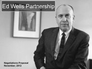 Link to SPEEA Ed Wells PowerPoint presentation