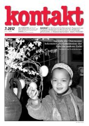 Ausgabe 07 (05.04.2012) PDF - Herrnhut