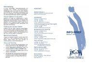 Info-Brief Januar 2011 - Südwind Freiburg eV