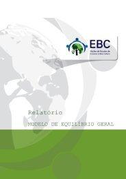 Relatório - Núcleo de Estudos de Economias de Baixo Carbono