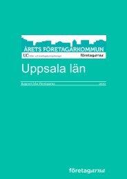 Uppsala län.pdf - UC