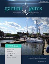 May 2012 - Gemini Gems