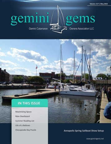 May 2012 - Gemini Gems