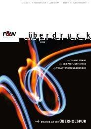 der preflight-check > verantwortung drucken - F&W Mediencenter ...