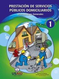Prestación de servicios públicos domiciliarios - Secretaria de ...