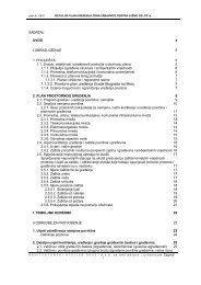 1.1.3.2. Prostorni plan uređenja Grada Biograda na Moru