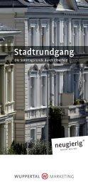 Stadtrundgang - Stadt Wuppertal