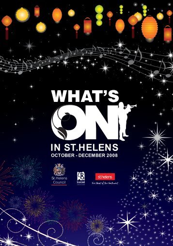 St.Helens Visitor Guide - St Helens Council