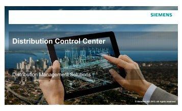 Distribution Management System - Siemens