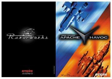 Apache Havoc - SitoSenzaNome