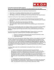Bericht zur Vorsprache beim italienischen Umweltministerium am 24.2