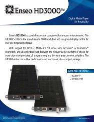 HD3000™ - Mega Hertz