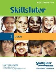 SkillsTutor Grade 6-Adult