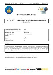 WP 3, D16 - Markus Mu(e)ck's Home Page