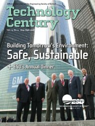 Building Tomorrow's Environment: - ESD