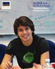 Undergraduate Prospectus - Study in the UK