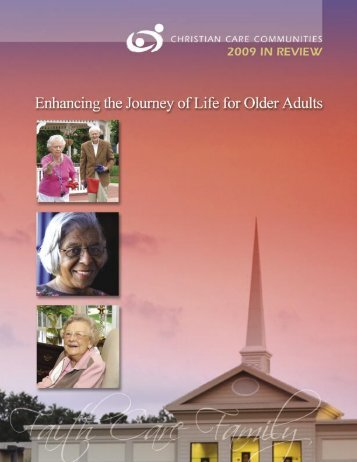 Christian Care Communities 2009 in Review (PDF)