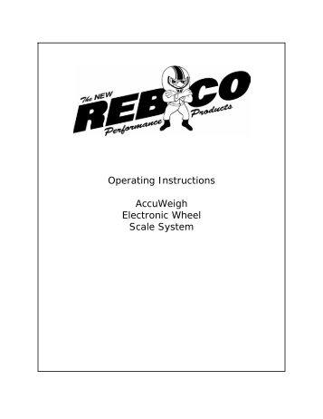 Rebco Magazines