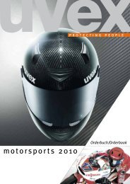 motorsports 2010 - Uvex