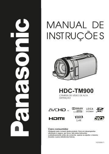 HDC-TM900.pdf - Panasonic