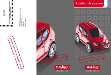 Mobility Bonus