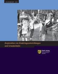 Kooperation von Kindertageseinrichtungen und Grundschulen