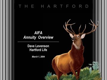 AIFA - The Hartford