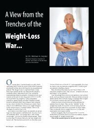 A View From the Trenches 1.eps - WLS Lifestyles Magazine