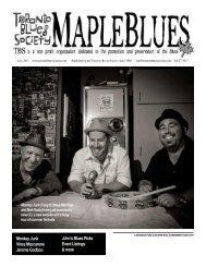 July 2011 - Toronto Blues Society
