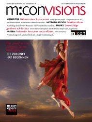 m:con visions Ausgabe 06 (Download als PDF)