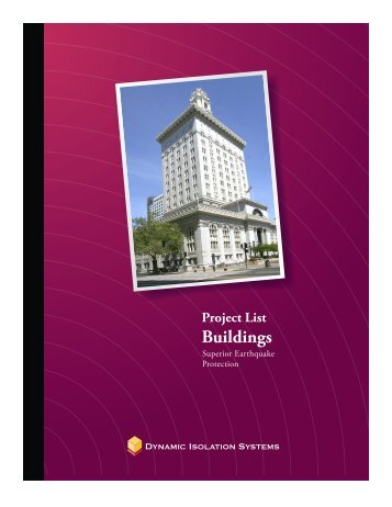 Project List Buildings - Teratec