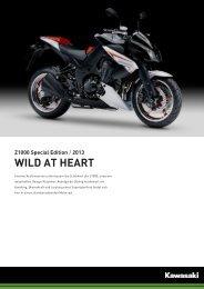 Z1000 Special Edition - 2-Rad Wehrli