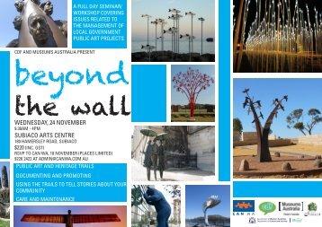 Beyond the Wall - Community Arts Network Western Australia