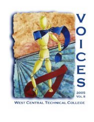 Voices 2 - West Georgia Technical College