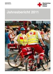 Tätigkeitsbericht 2011 - DRK Kreisverband Berlin-City e.V.